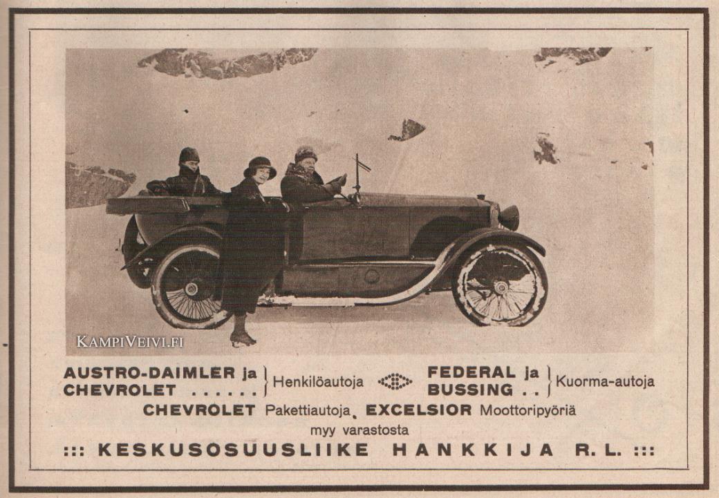Austro-Daimler1922