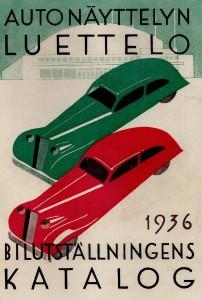 Autonäyttelyluettelo1936