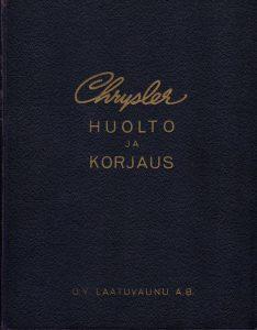 chrysler_huolto