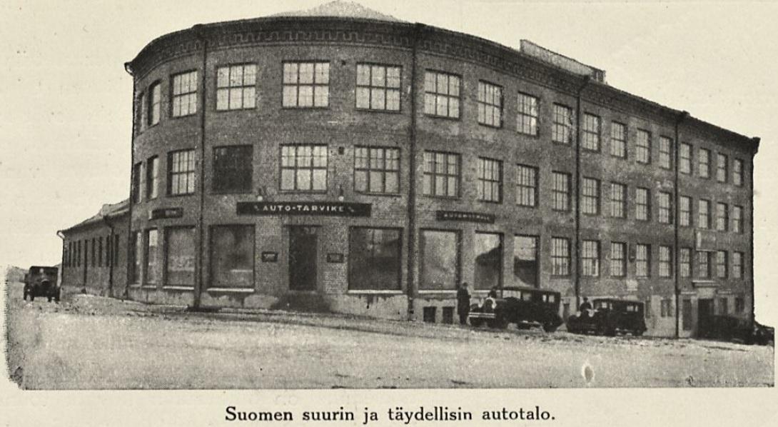 Auto-Tarvike Oy